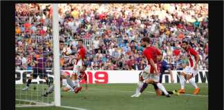 Barcelona vs Athletic Bilbao, Liga Spanyol