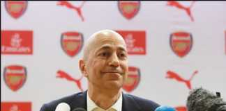 Berita Bola, Arsenal, AC Milan, Ivan Gazidis