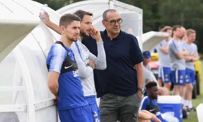 Berita Bola, Chelsea, Liverpool, Maurizio Sarri