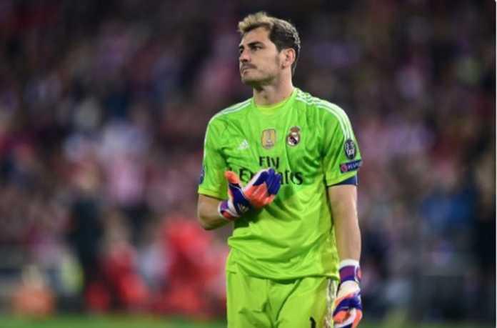 Berita Bola, FC Porto, Iker Casillas