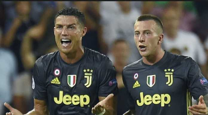 Berita Bola, Juventus, Cristiano Ronaldo, Real Madrid