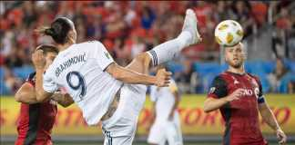 Berita Bola, LA Galaxy, Zlatan Ibrahimovic, Toronto FC