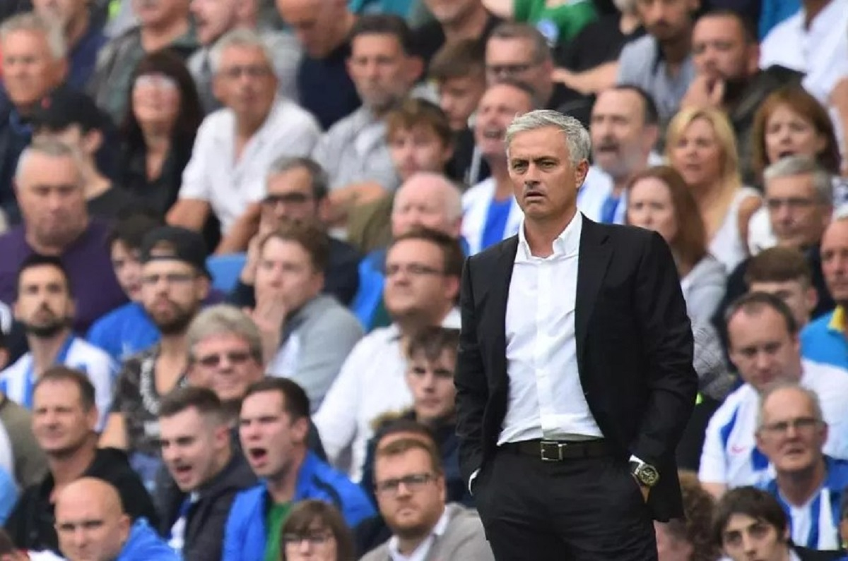 Jose Mourinho Launches New Attack On Liverpool Boss