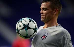 Berita Bola, Pepe, Besiktas