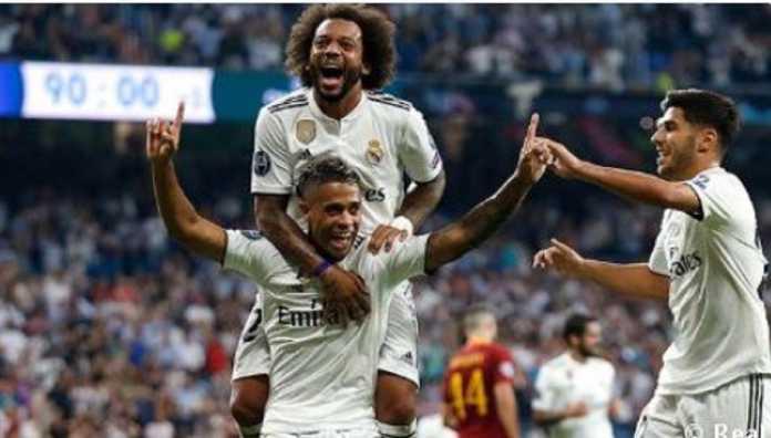 Real Madrid, Timnas Spanyol, Mariano Diaz