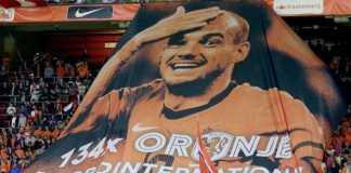 Berita Bola, Timnas Belanda, Wesley Sneijder