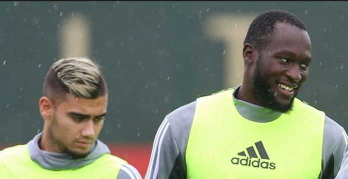 Berita Bola, Timnas Belgia, Manchester United, Romelu Lukaku, Andreas Pereira