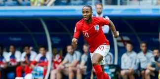 Berita Bola, Timnas Inggris, Raheem Sterling