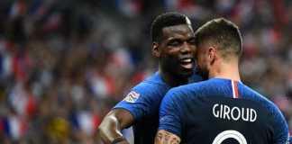 Berita Bola, Timnas Prancis, Timnas Belanda, Olivier Giroud, Didier Deschamps