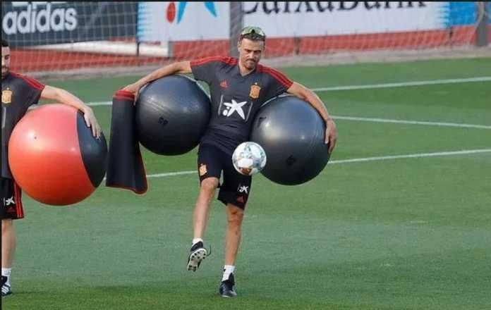Berita Bola, Timnas Spanyol, Luis Enrique