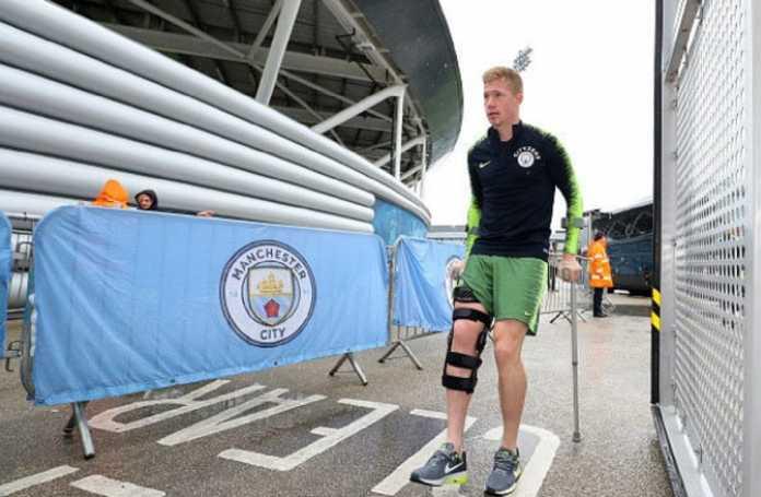 Berita LIga Inggris, Manchester City, Kevin de Bruyne
