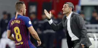 Berita Liga Champions, Barcelona, PSV Eindhoven, Arthur Melo