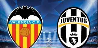 Berita Liga Champions, Valencia, Juventus