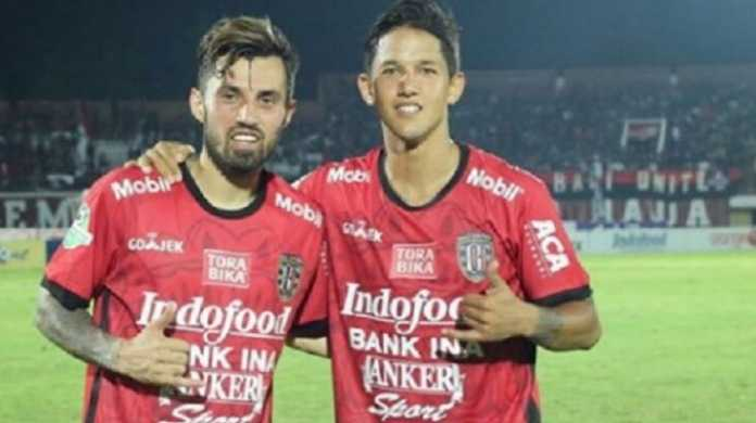 Berita Liga Indonesia, Bali United, Irfan Bachdim