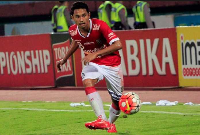 Berita Liga Indonesia, Bali United, Rizky Fajrin