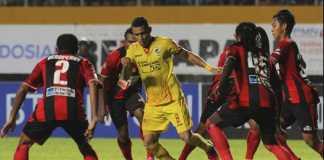 Berita Liga Indonesia, MItra Kukar, Persipura Jayapura
