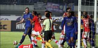 Persib vs Persija, Liga 1