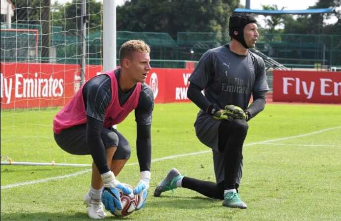Berita Liga Inggris, Arsenal, Bernd Leno