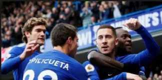 Chelsea, Maurizio Sarri, Eden Hazard