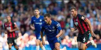 Berita Liga Inggris, Chelsea, Maurizio Sarri, Eden Hazard