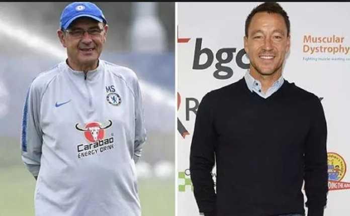 Berita Liga Inggris, Chelsea, Maurizio Sarri, John Terry