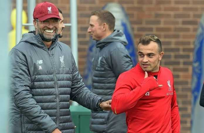 Berita Liga Inggris, Liverpool, Jurgen Klopp, Xherdan Shaqiri