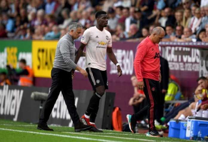 Berita Liga Inggris, Manchester United, Jose Mourinho, Paul Pogba