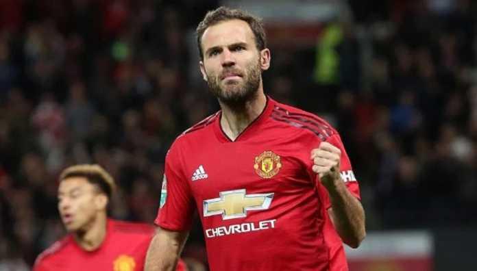 Berita Liga Inggris, Manchester United, Juan Mata, Nemanja Matic