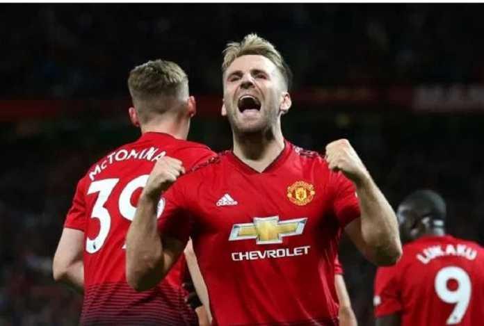 Berita Liga Inggris, Manchester United, Luke Shaw, Watford