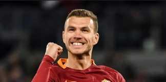 Berita Liga Italia, AS Roma, Edin Dzeko