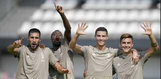 Berita Liga Italia, Juventus, Real Madrid, Cristiano Ronaldo, Michel Platini
