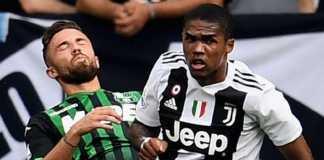 Berita Liga Italia, Juventus, Sassuolo, Douglas Costa, Massimiliano Allegri