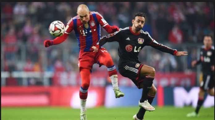 Berita Liga Jerman, Bayern Munchen, Arjen Robben