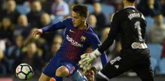 Berita Liga Spanyol, Barcelona, Denis Suarez, Ernesto Valverde