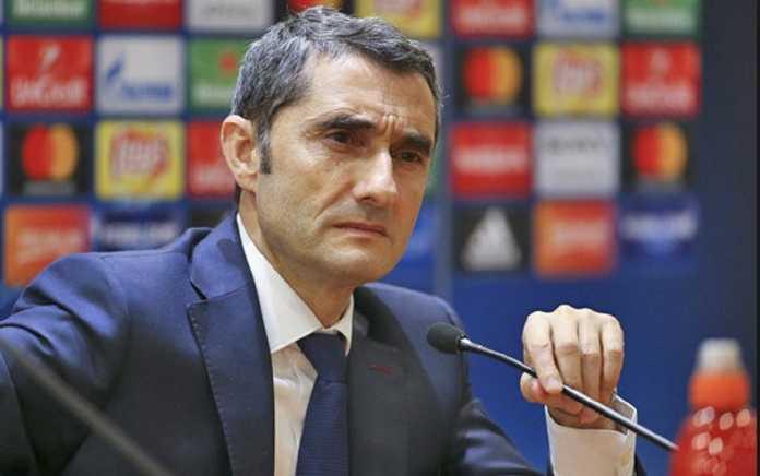 Berita Liga Spanyol, Barcelona, Ernesto Valverde