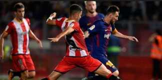 Berita Liga Spanyol, Barcelona, Girona, Lionel Messi