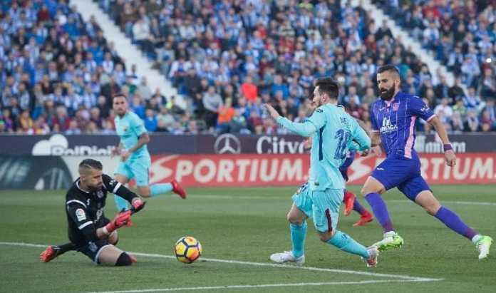 Berita Liga Spanyol, Barcelona, Leganes