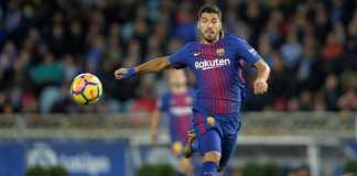 Berita Liga Spanyol, Barcelona, Luis Suarez