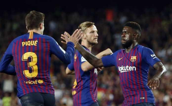 Berita Liga Spanyol, Barcelona, Samuel Umtiti