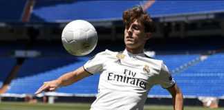 Berita Liga Spanyol, Real Madrid, Alvaro Odriozola