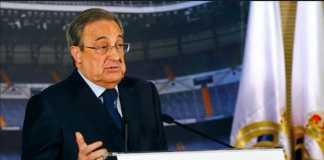 Berita Liga Spanyol, Real Madrid, Florentino Perez