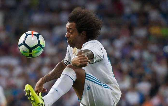 Berita Liga Spanyol, Real Madrid, Marcelo