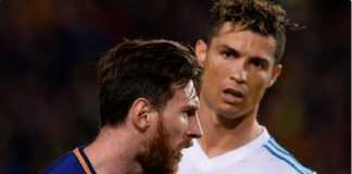 Berita Liga Spanyol, Real Marid, Cristiano Ronaldo, Lionel Messi
