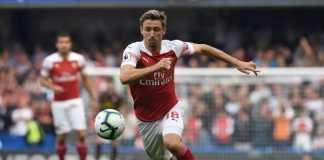 Berita Transfer, Arsenal, Barcelona, Nacho Monreal