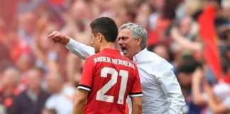 Berita Transfer, Manchester United, Ander Herrera