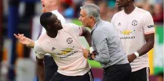 Berita Transfer, Manchester United, Eric Bailly, Jose Mourinho