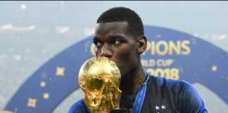 Berita Transfer, Paul Pogba, Manchester United, Juventus