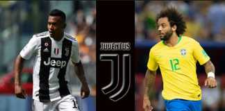 Berita Transfer, Real Madrid, Juventus, Alex Sandro, Marcelo