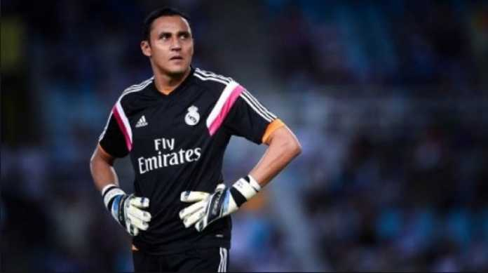 Berita Transfer, Real Madrid, Keylor Navas