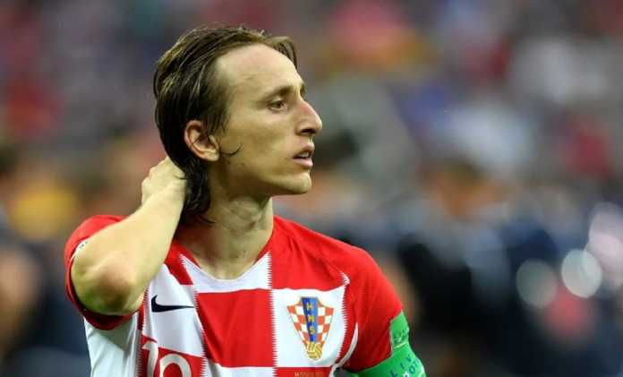 Berita Transfer, Real Madrid, Luka Modric
